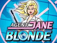 Игровой автомат Agent Jane Blonde