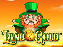 Land Of Gold в Вулкан бонус - играть онлайн в казино